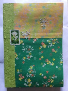 Spring note-book